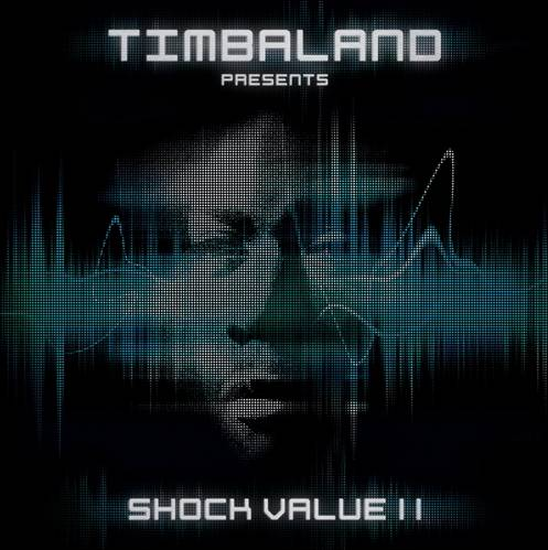 Timbaland - Shock Value 2 Album Cover