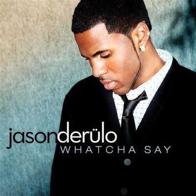 Jason Derulo - Whatcha Say Album Cover