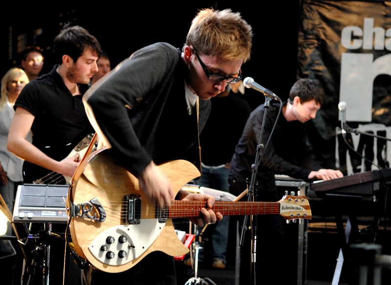 BBC Sound of 2010 - Delphic