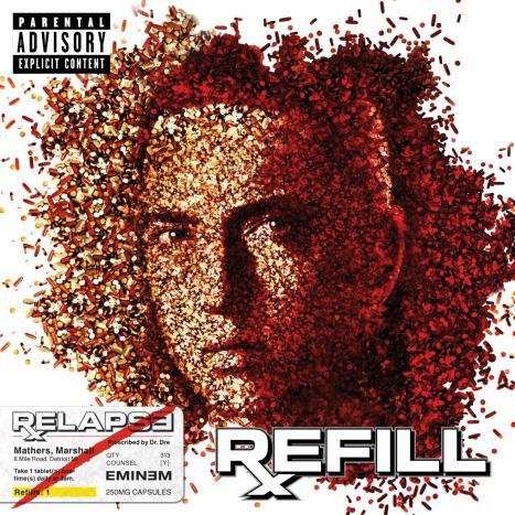 Eminem Relapse Album Cover
