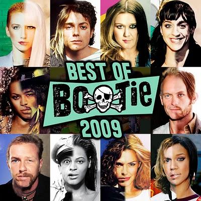 Best Of Bootie 2009 Album Art Cover