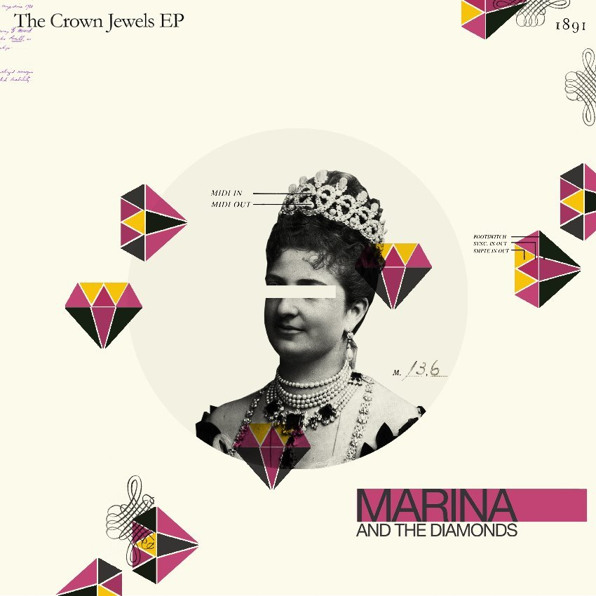 Marina & The Diamonds - I Am Not A Robot (24 Carat Starsmith Remix)