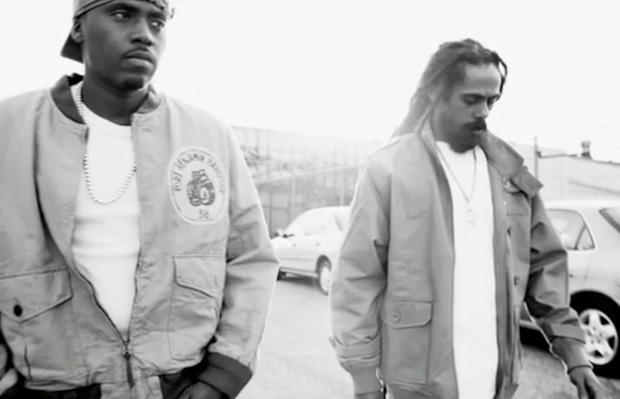 Nas & Damian Marley - As We Are