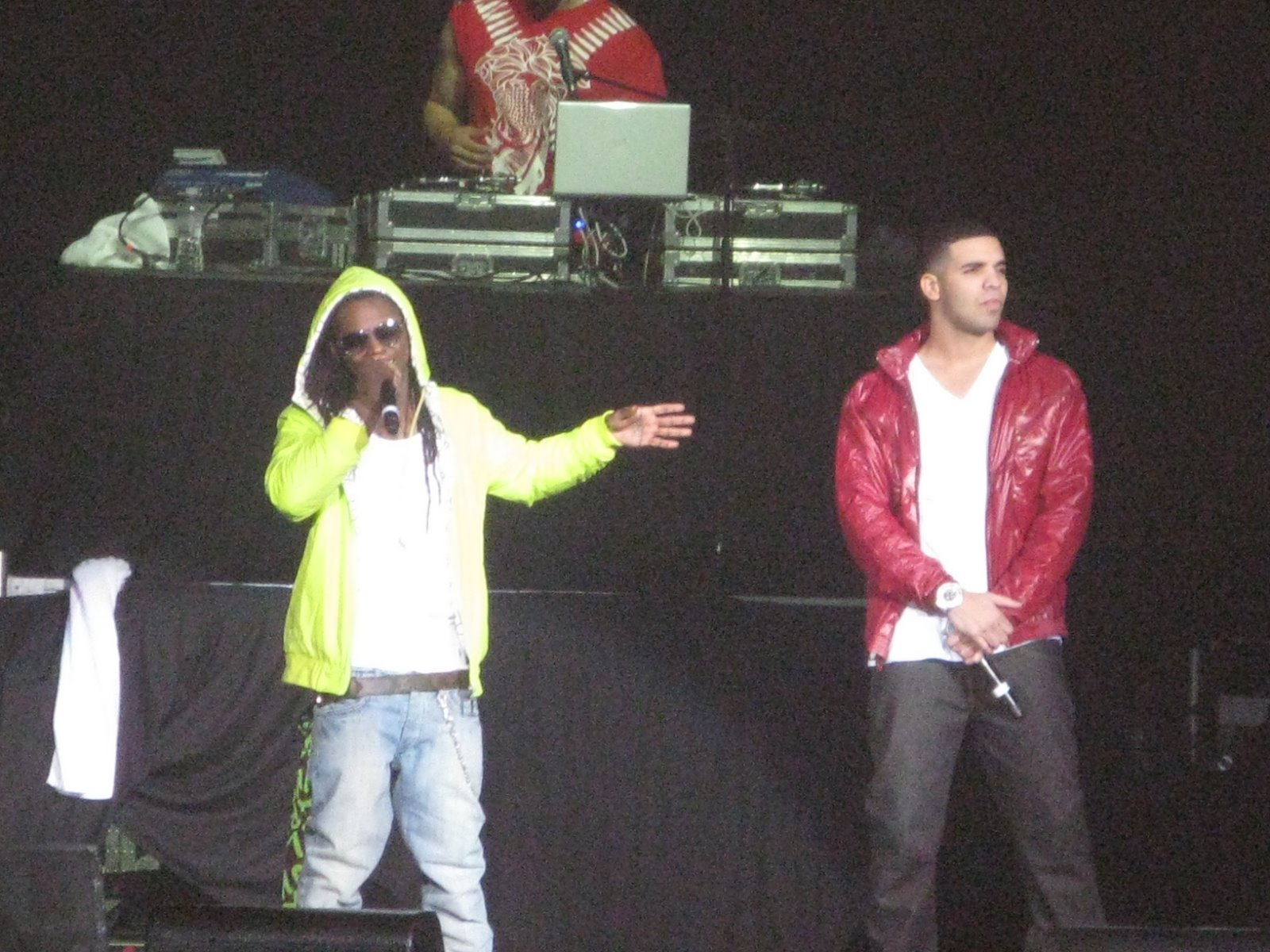 Drake & Lil' Wayne Evil Empire