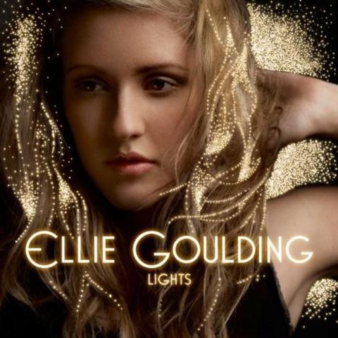 """So we have it at last, Ellie Goulding's debut album """"Lights"""","""
