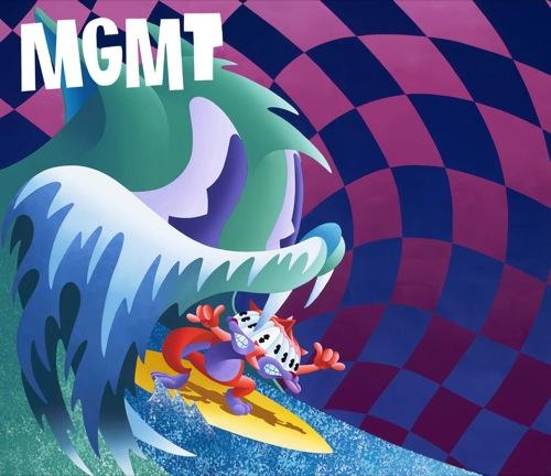 MGMT - Congratulations Album Artwork Cover