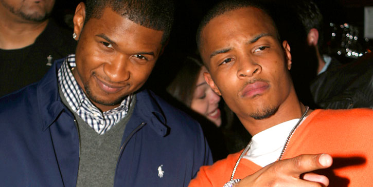 usher feat. t.i. Guilty