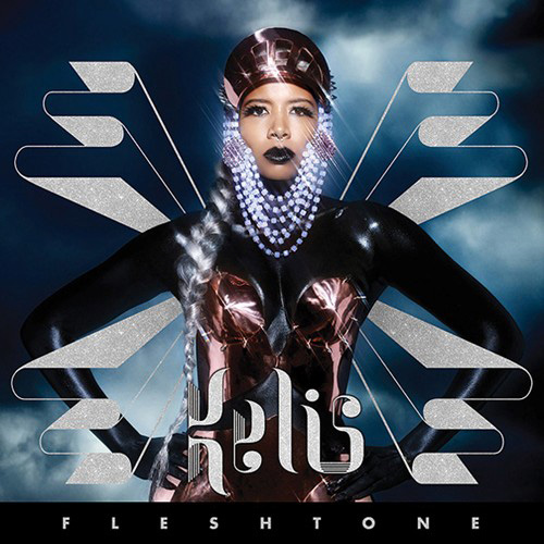 Kelis - Flesh Tone (Album Art Front Cover)
