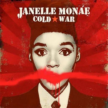 Janelle Monae - Cold War Album Art