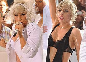Lady+Gaga+Today+Show