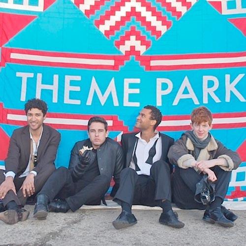 Theme Park Kitsune Mixtape