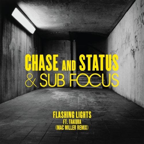 Chase & Status Flashing Lights Mac Miller Remix
