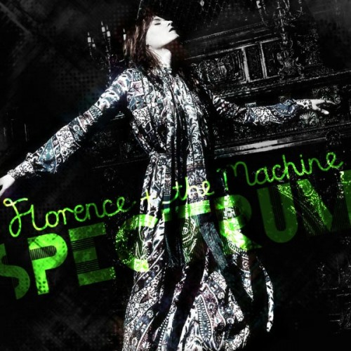 Florence Machine Spectrum Calvin Harris